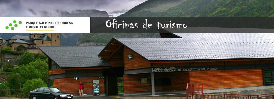 oficinas de turismo valle ordesa